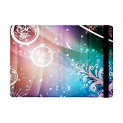 Christmas Ipad Mini 2 Flip Cases by Mariart