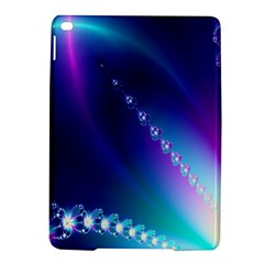 Flow Blue Pink High Definition Ipad Air 2 Hardshell Cases by Mariart