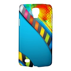 Color Dream Polka Galaxy S4 Active by Mariart