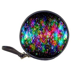Colorful Bubble Shining Soap Rainbow Classic 20 Cd Wallets by Mariart