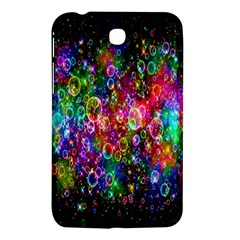 Colorful Bubble Shining Soap Rainbow Samsung Galaxy Tab 3 (7 ) P3200 Hardshell Case  by Mariart