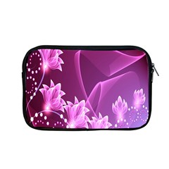 Lotus Sunflower Sakura Flower Floral Pink Purple Polka Leaf Polkadot Waves Wave Chevron Apple Macbook Pro 13  Zipper Case by Mariart