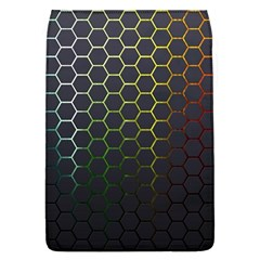 Hexagons Honeycomb Flap Covers (l)  by Mariart