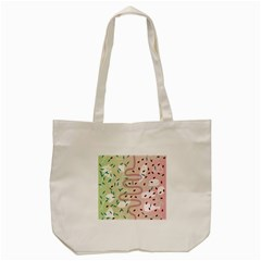 Gut Story Tote Bag (cream) by Mariart