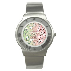 Gut Story Stainless Steel Watch by Mariart