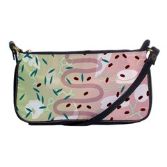 Gut Story Shoulder Clutch Bags by Mariart