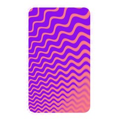 Original Resolution Wave Waves Chevron Pink Purple Memory Card Reader by Mariart