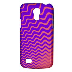 Original Resolution Wave Waves Chevron Pink Purple Galaxy S4 Mini by Mariart