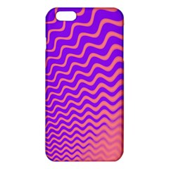 Original Resolution Wave Waves Chevron Pink Purple Iphone 6 Plus/6s Plus Tpu Case by Mariart