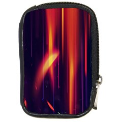 Perfection Graphic Colorful Lines Compact Camera Cases by Mariart