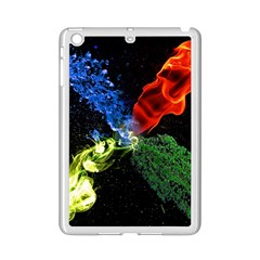 Perfect Amoled Screens Fire Water Leaf Sun Ipad Mini 2 Enamel Coated Cases by Mariart
