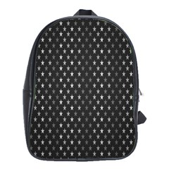 Rabstol Net Black White Space Light School Bags(large)