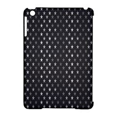 Rabstol Net Black White Space Light Apple Ipad Mini Hardshell Case (compatible With Smart Cover) by Mariart