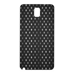 Rabstol Net Black White Space Light Samsung Galaxy Note 3 N9005 Hardshell Back Case by Mariart