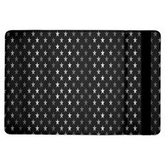 Rabstol Net Black White Space Light Ipad Air Flip by Mariart