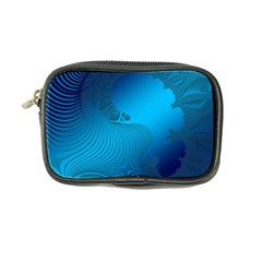 Fractals Lines Wave Pattern Coin Purse by Nexatart