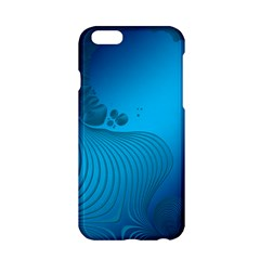 Fractals Lines Wave Pattern Apple Iphone 6/6s Hardshell Case