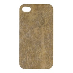 Abstract Forest Trees Age Aging Apple Iphone 4/4s Premium Hardshell Case