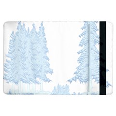 Winter Snow Trees Forest Ipad Air Flip by Nexatart