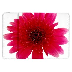 Flower Isolated Transparent Blossom Samsung Galaxy Tab 8 9  P7300 Flip Case by Nexatart
