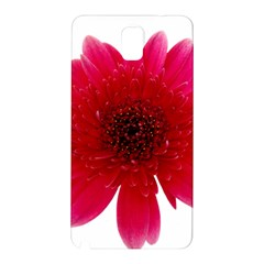 Flower Isolated Transparent Blossom Samsung Galaxy Note 3 N9005 Hardshell Back Case