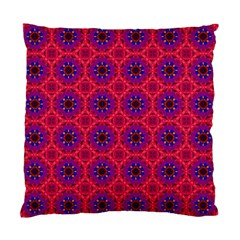 Retro Abstract Boho Unique Standard Cushion Case (one Side) by Nexatart