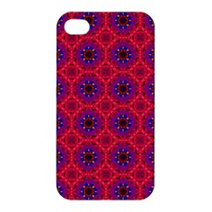 Retro Abstract Boho Unique Apple Iphone 4/4s Premium Hardshell Case
