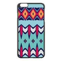Rhombus Hearts And Other Shapes       Apple Iphone 6 Plus/6s Plus Hardshell Case by LalyLauraFLM