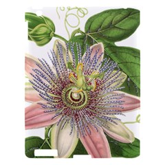 Passion Flower Flower Plant Blossom Apple Ipad 3/4 Hardshell Case by Nexatart