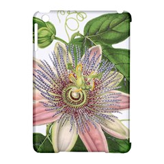Passion Flower Flower Plant Blossom Apple Ipad Mini Hardshell Case (compatible With Smart Cover) by Nexatart