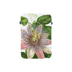 Passion Flower Flower Plant Blossom Apple Ipad Mini Protective Soft Cases by Nexatart