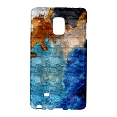 Painted Texture        Samsung Galaxy Note 4 Leather Folio by LalyLauraFLM