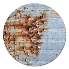 Peeling Paint             Magnet 5  (round) by LalyLauraFLM