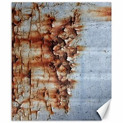 Peeling Paint             Canvas 8  X 10  by LalyLauraFLM