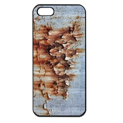 Peeling Paint       Apple Iphone 5 Seamless Case (black) by LalyLauraFLM