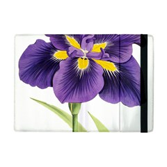 Lily Flower Plant Blossom Bloom Apple Ipad Mini Flip Case by Nexatart