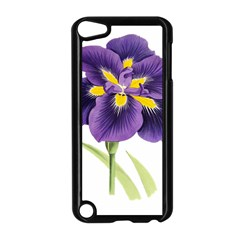 Lily Flower Plant Blossom Bloom Apple Ipod Touch 5 Case (black) by Nexatart