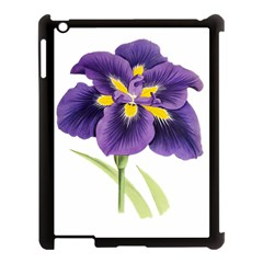 Lily Flower Plant Blossom Bloom Apple Ipad 3/4 Case (black) by Nexatart