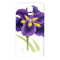 Lily Flower Plant Blossom Bloom Galaxy Note 4 Back Case