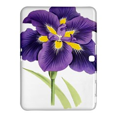 Lily Flower Plant Blossom Bloom Samsung Galaxy Tab 4 (10 1 ) Hardshell Case  by Nexatart