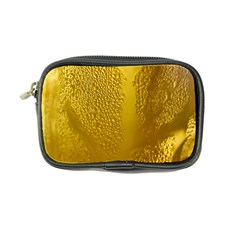Beer Beverage Glass Yellow Cup Coin Purse