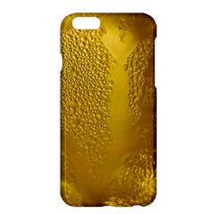 Beer Beverage Glass Yellow Cup Apple Iphone 6 Plus/6s Plus Hardshell Case by Nexatart
