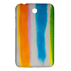 Watercolors Stripes       Nokia Lumia 925 Hardshell Case by LalyLauraFLM