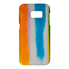 Watercolors Stripes       Lg G4 Hardshell Case by LalyLauraFLM