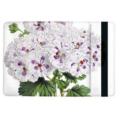 Flower Plant Blossom Bloom Vintage Ipad Air Flip by Nexatart