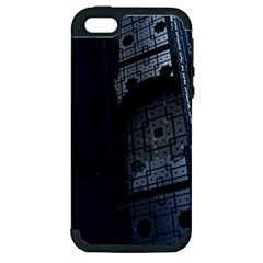 Graphic Design Background Apple Iphone 5 Hardshell Case (pc+silicone)