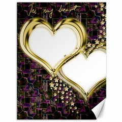 Lover Romantic Couple Apart Canvas 36  X 48   by Nexatart