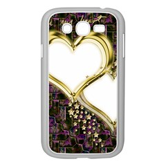 Lover Romantic Couple Apart Samsung Galaxy Grand Duos I9082 Case (white) by Nexatart