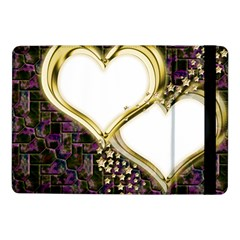 Lover Romantic Couple Apart Samsung Galaxy Tab Pro 10 1  Flip Case by Nexatart