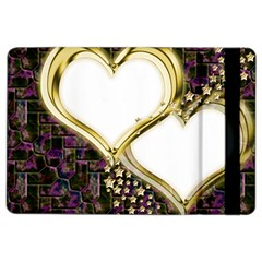 Lover Romantic Couple Apart Ipad Air 2 Flip